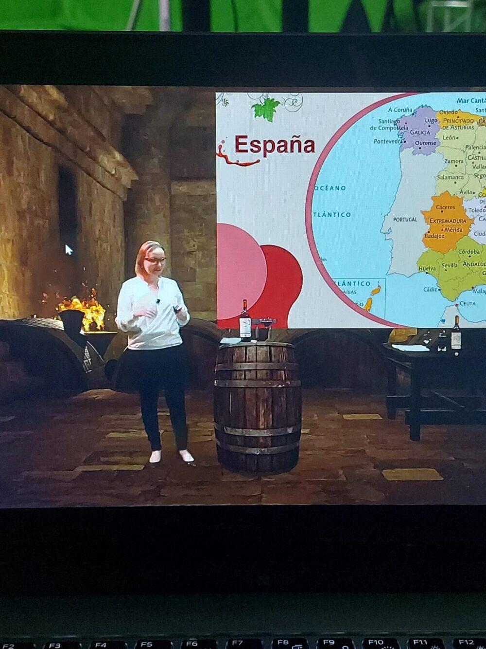 eventos digitales entretenimiento digital corporativo cata de vinos