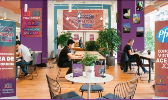 Congreso digital evento corporativo virtual 3D 360